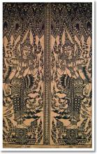 Temple Etching :: Asian Prints