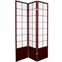 Japanese Zen Shoji Screen (Rosewood) :: Japanese Shoji Screens