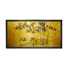 Chinese Bamboo Forest :: Chinese Silk Paintings