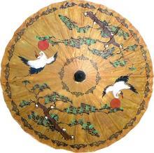 Cranes :: Oriental Umbrellas