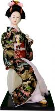 Mysterious Geisha :: Japanese Geisha Dolls