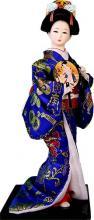 Festive Geisha :: Japanese Geisha Dolls