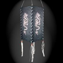 Shining Dragon Lantern :: Paper Hanging Lamps