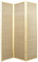 Serenity Shoji Screen (Natural Finish) :: Japanese Shoji Screens