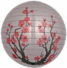 Cherry Blossom Lantern :: Chinese Lanterns