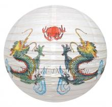 Chinese Dragon Lantern ::
