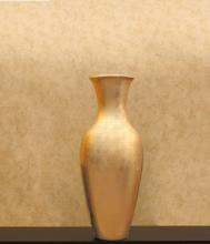 "36"" Large Classic Light Gold Floor Vase :: Bamboo Decor"