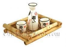 Zen Sake Set :: Sake Sets