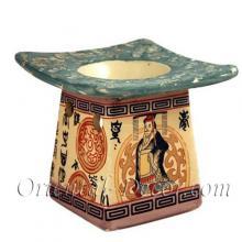 Chinese Emperor Burner :: Ceramic Incense Burners