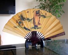 Bodhidharma Table Fan :: Table Display Fans