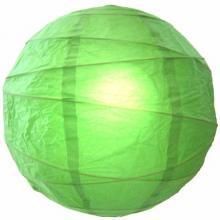 Harmonious Green Globe Lantern :: Chinese Lanterns