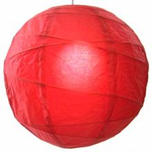 Delicious Red Globe Lantern ::