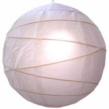 Innocent White Globe Lantern :: Chinese Lanterns
