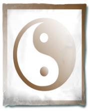 Yin Yang Blanket :: Asian Blankets