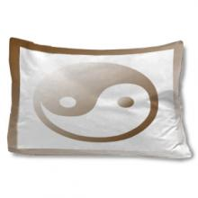Yin Yang Pillow Case :: Asian Pillows