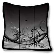 Modern Mystique Throw Pillow :: Asian Pillows