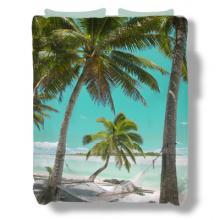 Peaceful Paradise Duvet Cover :: Asian Duvet Covers