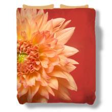 Coral Flower Bedspread :: Asian Bedspreads