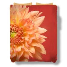 Coral Flower Duvet Cover :: Asian Duvet Covers