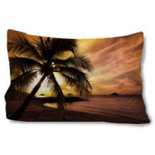 Sunset Beach Pillow Case :: Asian Pillows
