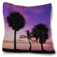 Paradise Throw Pillow :: Asian Pillows