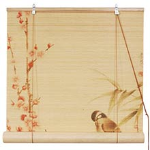Love Birds Bamboo Blinds :: Window Blinds