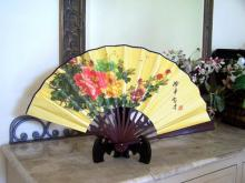 Full Roses :: Table Display Fans