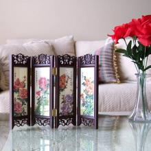 8 inch Rose Garden :: Mini Tabletop Screens