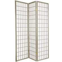 Grey Japanese Window Screen :: Japanese Shoji Screens