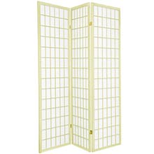 Ivory Japanese Window Screen :: Japanese Shoji Screens