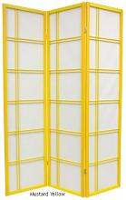 Mustard Double Ruled Screen ::