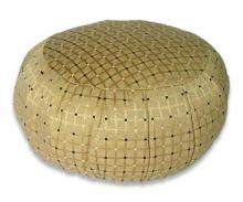 Gold Meditation Zafu Cushion ::