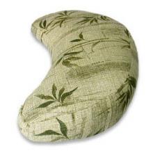 Bamboo Crescent Zafu :: Crescent Zafus