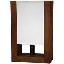 "15"" Zen Modern Decorative Lamp :: Chinese Lamps"