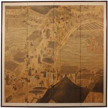 Ching Ming Festival :: Traditional Shoji Screens