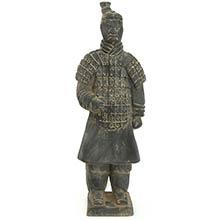 "14"" Xian Terra Cotta Warrior :: Buddhist Statues"