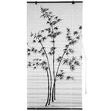 Bamboo Silhouette Window Blinds ::
