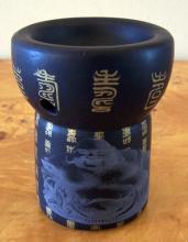 Black Buddha Incense Burner :: Ceramic Incense Burners