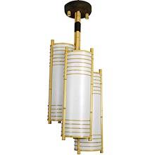 """41"""" Kamakura Japanese Bamboo Hanging Lantern :: Hanging Ceiling Lamps"""