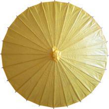 Brilliant Yellow Parasol ::