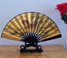 Sprinting Tiger Table Fan :: Small Display Fans