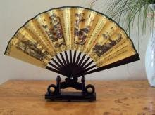 Slice of Seasons Table Fan :: Small Display Fans