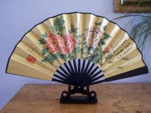 Wild Bouquet :: Table Display Fans