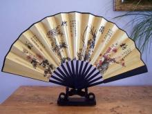 Inspirations for Poetry :: Table Display Fans