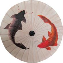 Classic Koi Fish Umbrella :: Fashion Umbrellas