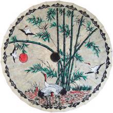"""35"""" Paper Chinese Cranes :: Oriental Umbrellas"""