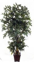 8 foot Fishtail Palm Artificial Tree :: Artificial House Plants
