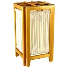 Helsinki Lamp (Honey Finish) :: Chinese Lamps