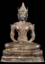 """19.5"""" Chaing Saen Royal Buddha Statue :: Buddhist Statues"""
