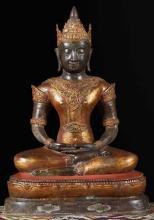 """19.5"""" Royal Buddha Chaing Saen Style :: Buddhist Statues"""